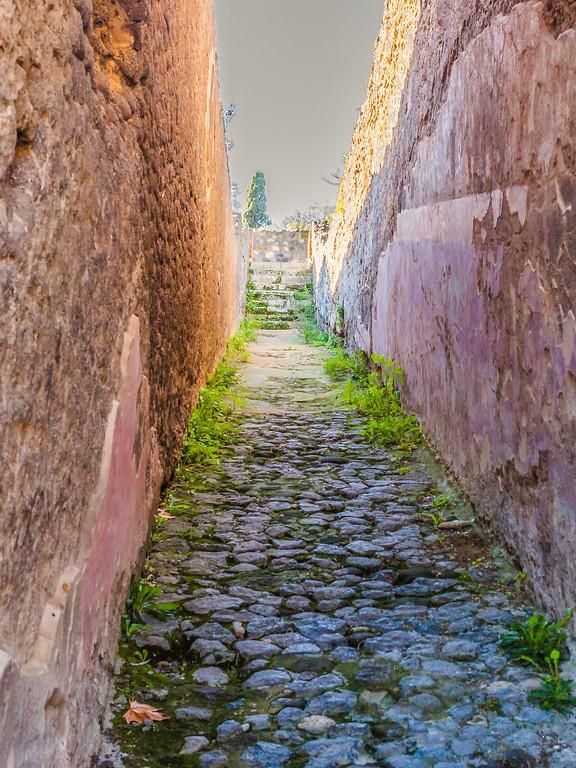 意大利一世纪古城庞贝,时代变迁_图1-7