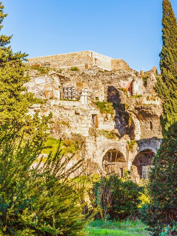 意大利一世纪古城庞贝,时代变迁_图1-4