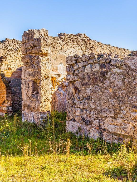 意大利一世纪古城庞贝,时代变迁_图1-2