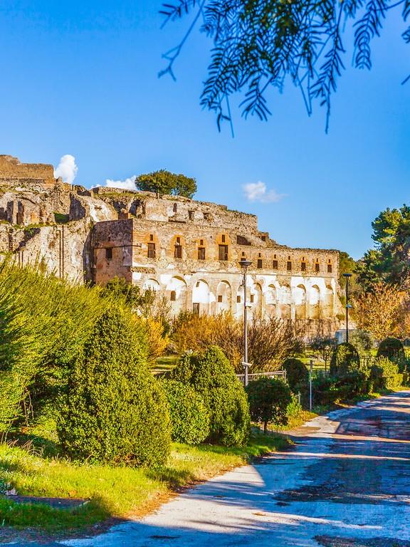 意大利一世纪古城庞贝,时代变迁_图1-8