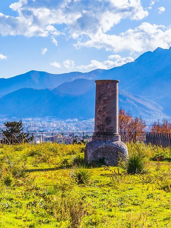 意大利一世纪古城庞贝,时代变迁_图1-9