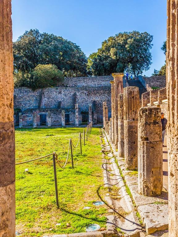 意大利一世纪古城庞贝,时代变迁_图1-10