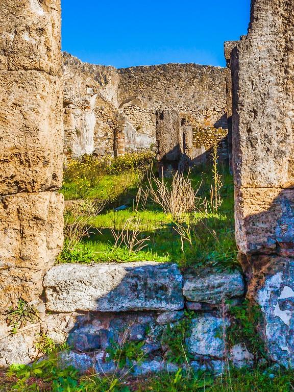 意大利一世纪古城庞贝,时代变迁_图1-15
