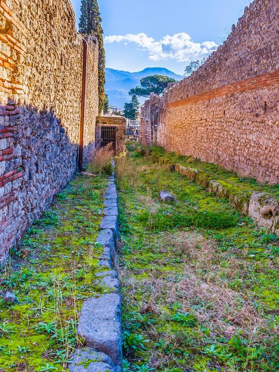 意大利一世纪古城庞贝,时代变迁_图1-14