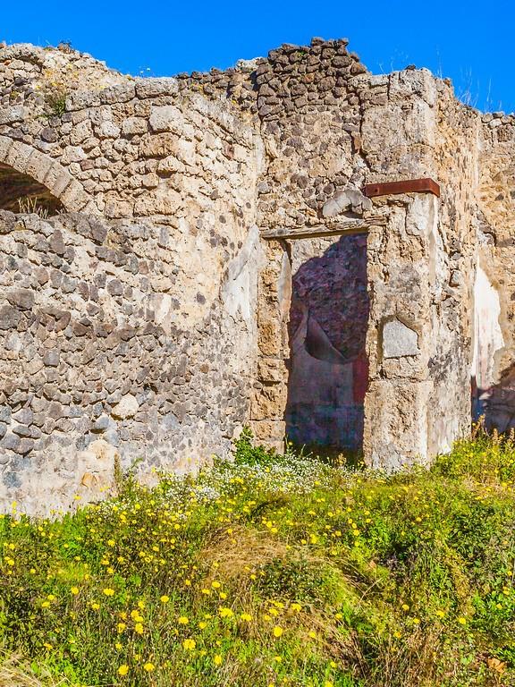 意大利一世纪古城庞贝,时代变迁_图1-19