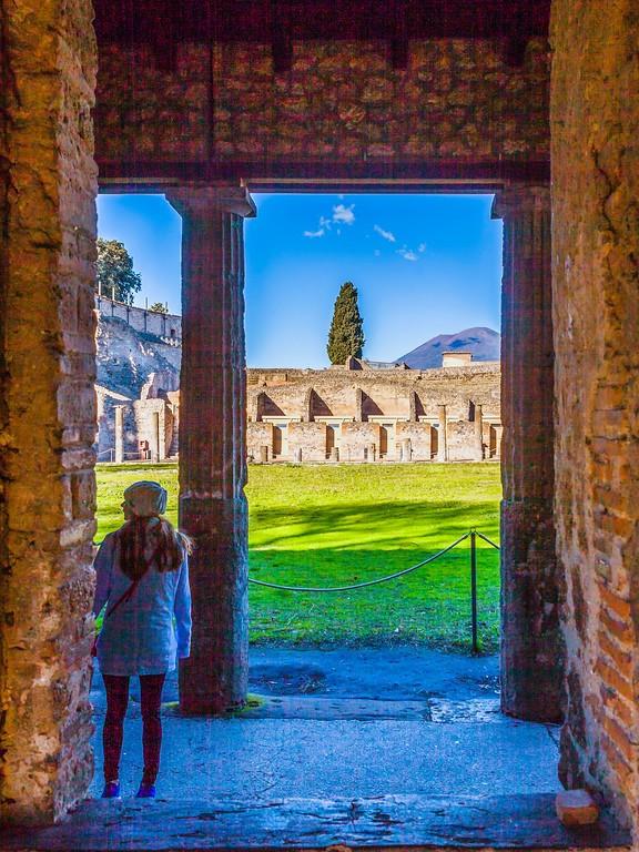 意大利一世纪古城庞贝,时代变迁_图1-20