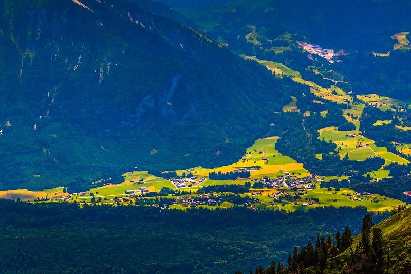 瑞士卢塞恩(Lucerne),登山瞭望_图1-6
