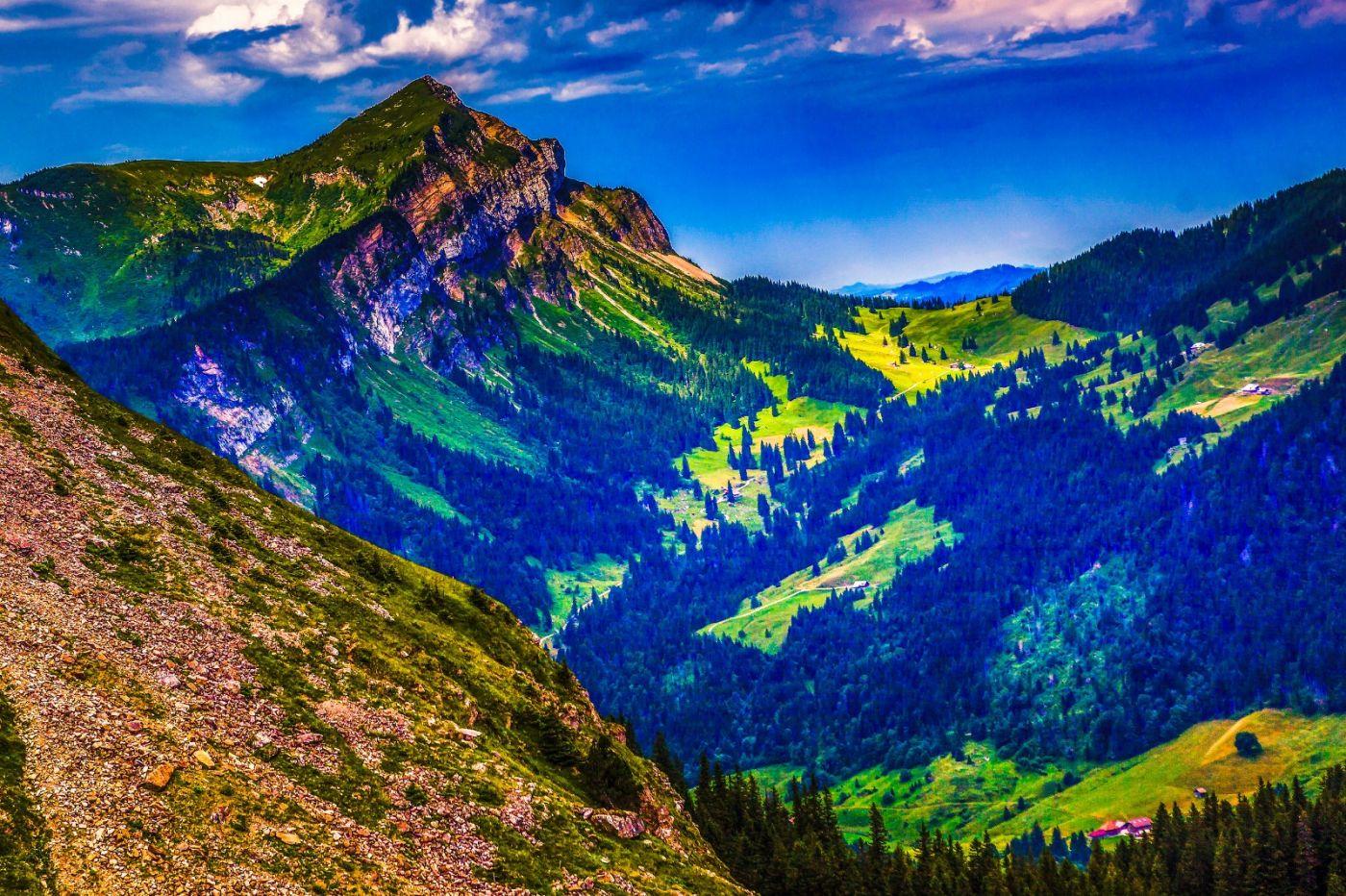 瑞士卢塞恩(Lucerne),登山瞭望_图1-14