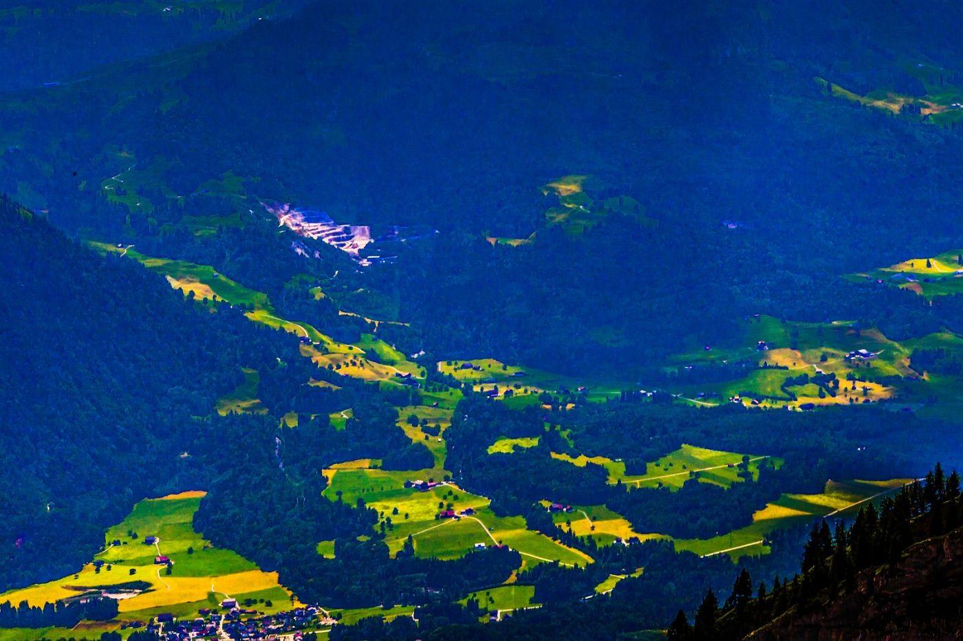 瑞士卢塞恩(Lucerne),登山瞭望_图1-24