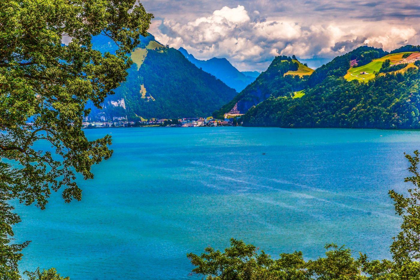 瑞士卢塞恩(Lucerne),登山瞭望_图1-21