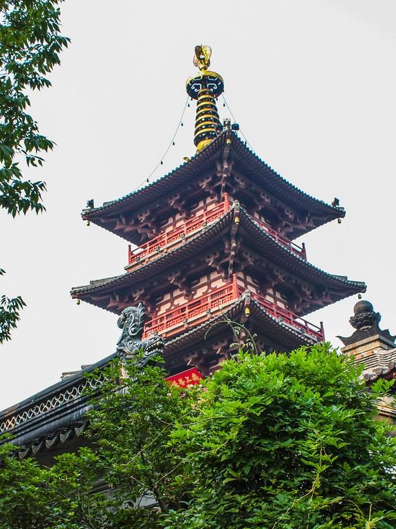 苏州寒山寺,中国十大名寺之一_图1-5