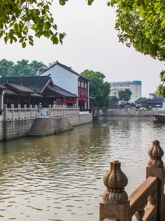 苏州寒山寺,中国十大名寺之一_图1-16