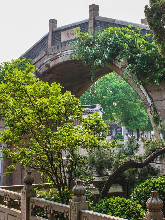 苏州寒山寺,中国十大名寺之一_图1-2