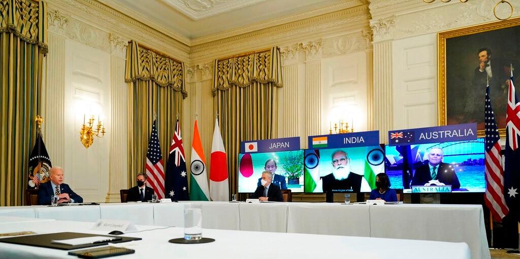 """美""""印太司令""""声称:印度是""""21世纪美国的历史性战略机会"""" ..._图1-2"""