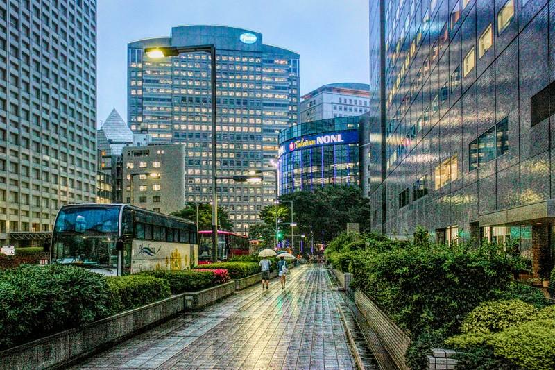 日本印象,城市结构_图1-5