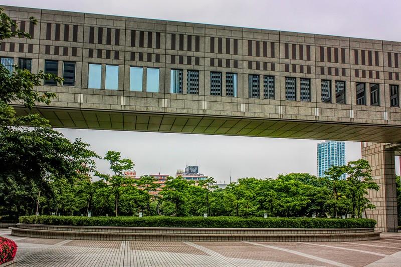 日本印象,城市结构_图1-8