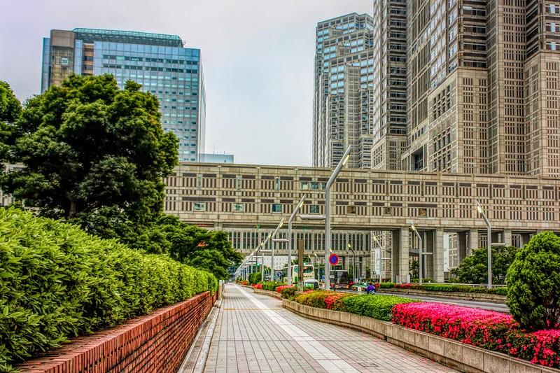日本印象,城市结构_图1-2