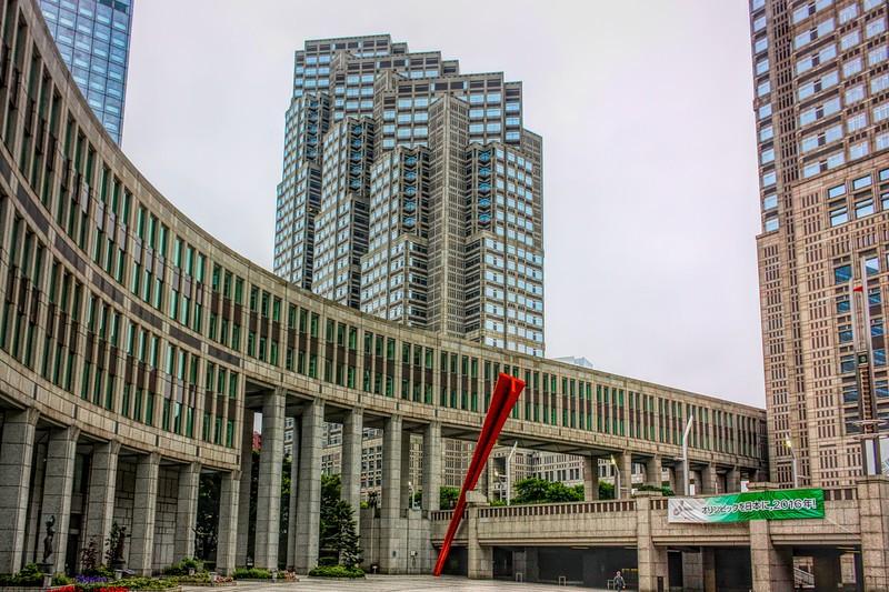 日本印象,城市结构_图1-21