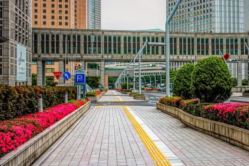 日本印象,城市结构_图1-22