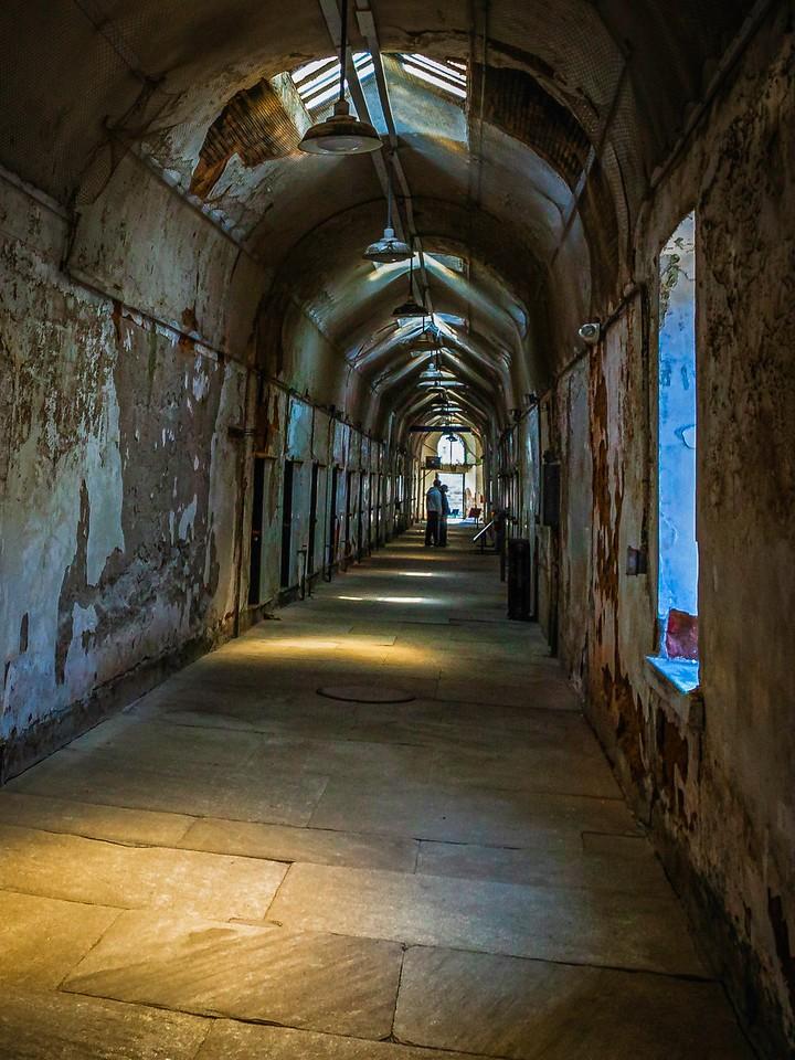滨州东部州立监狱(Eastern State Penitentiary),那不是一个传说_图1-5