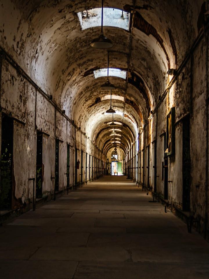 滨州东部州立监狱(Eastern State Penitentiary),那不是一个传说_图1-3