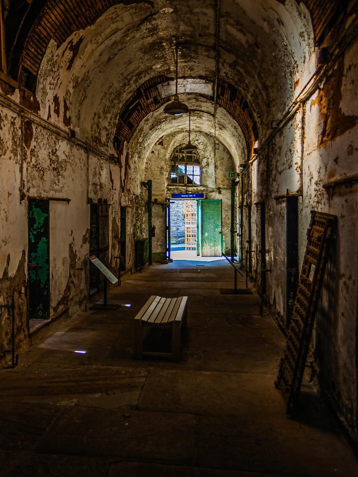 滨州东部州立监狱(Eastern State Penitentiary),那不是一个传说_图1-8