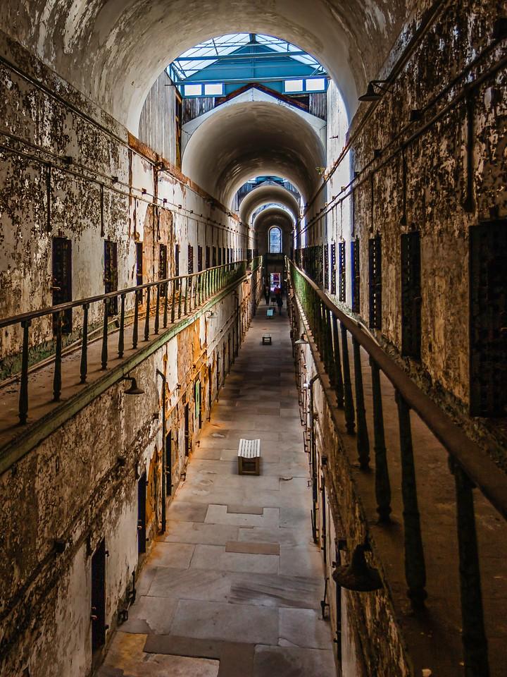 滨州东部州立监狱(Eastern State Penitentiary),那不是一个传说_图1-1