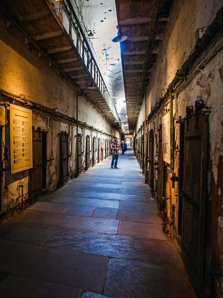 滨州东部州立监狱(Eastern State Penitentiary),那不是一个传说_图1-14