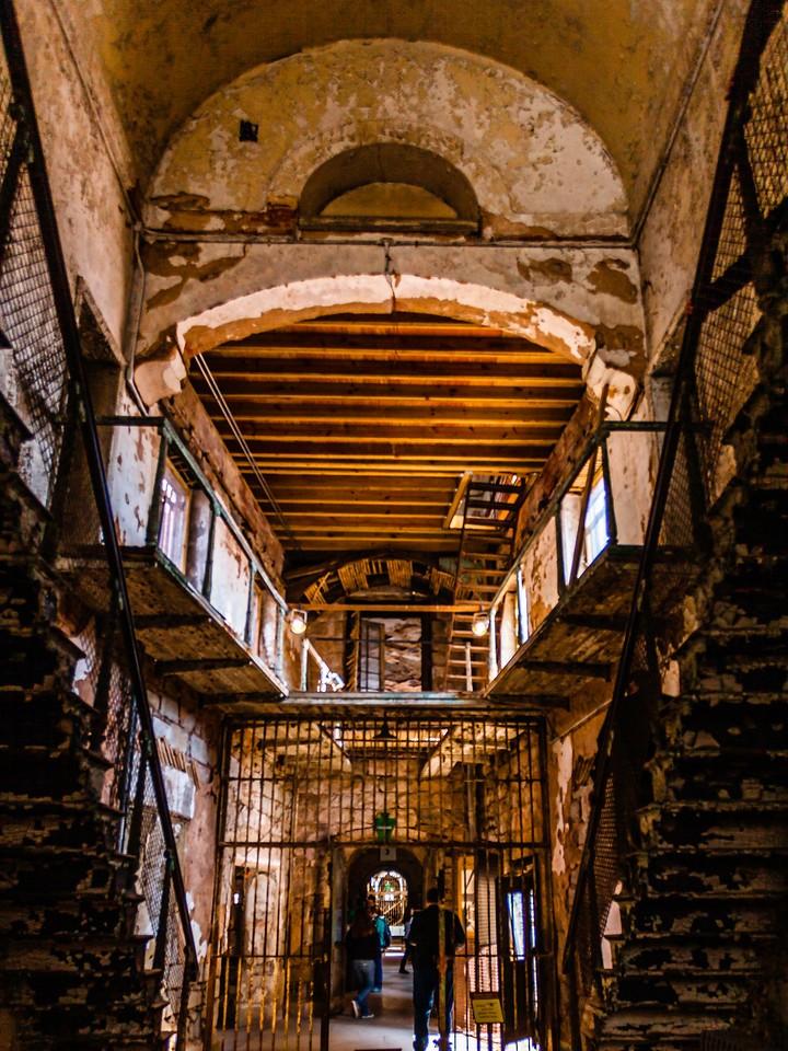 滨州东部州立监狱(Eastern State Penitentiary),那不是一个传说_图1-18