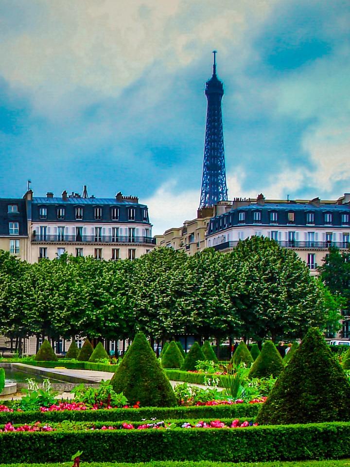 法国巴黎,浪漫都市_图1-3