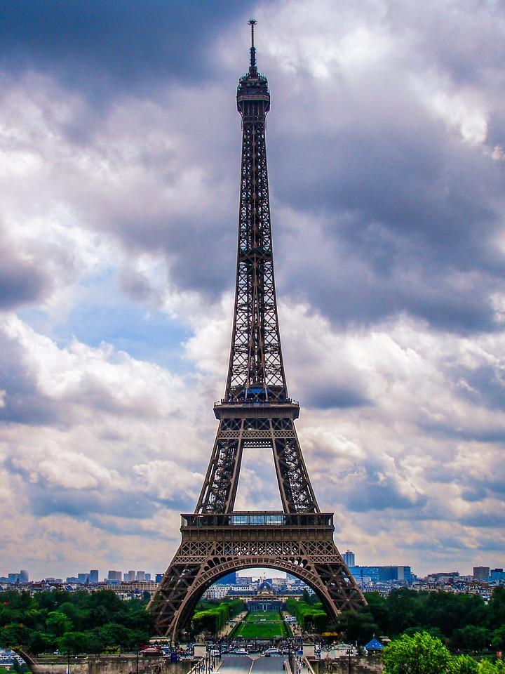 法国巴黎,浪漫都市_图1-1