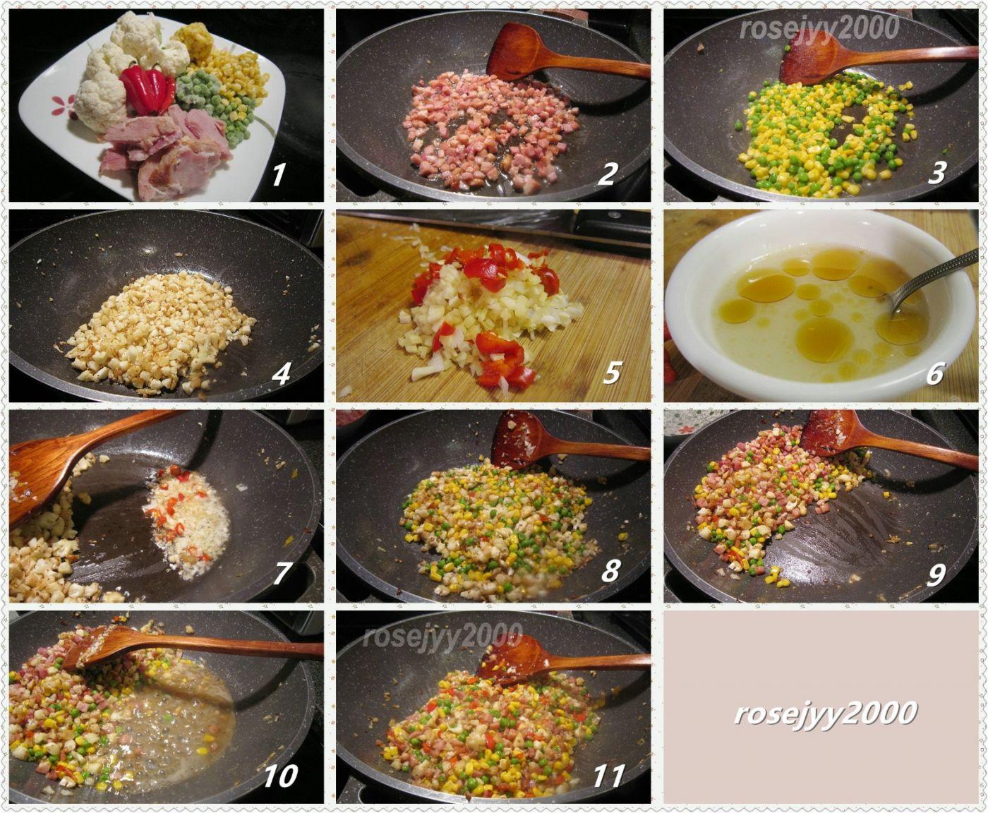 火腿蔬菜粒_图1-2