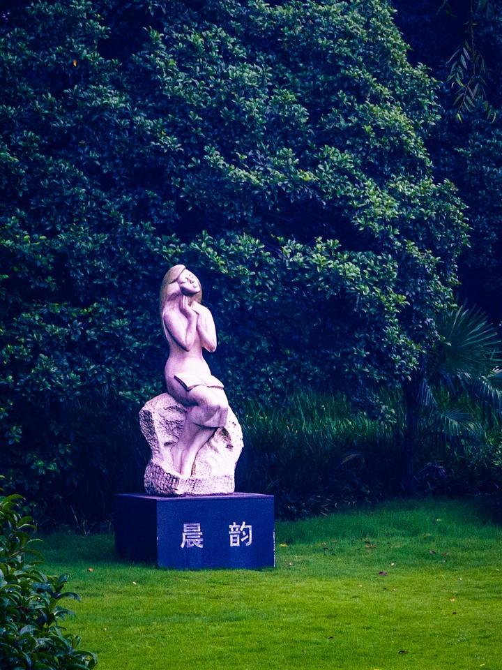 杭州西湖,宝塔小桥楼亭_图1-10