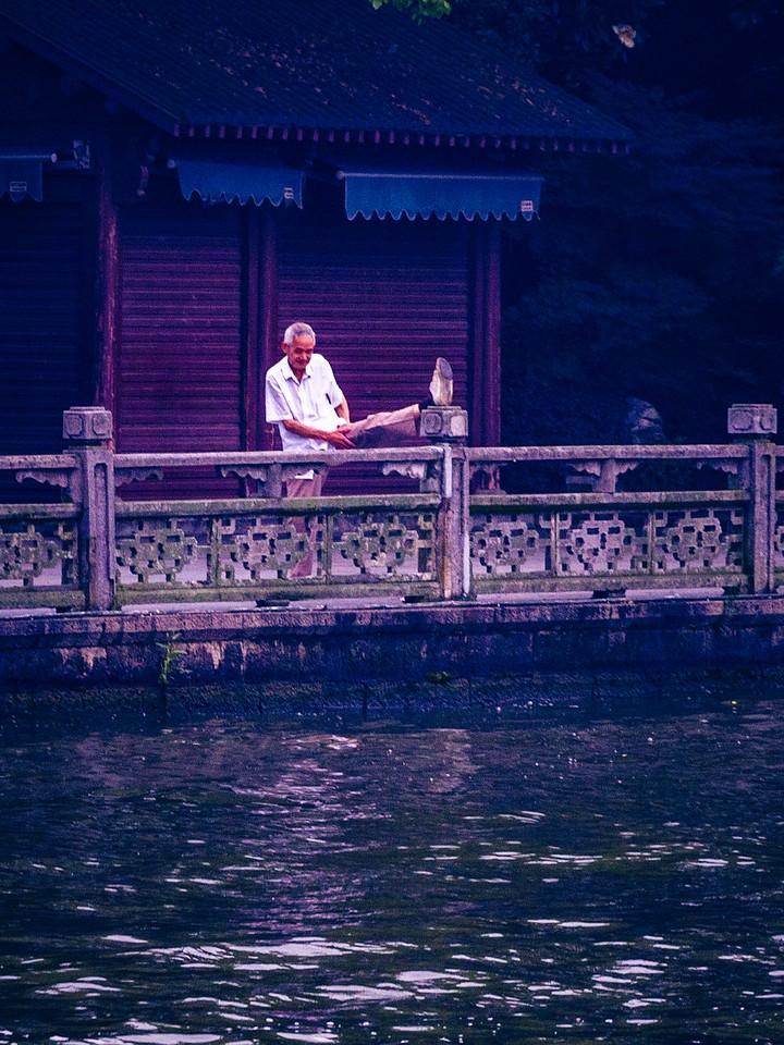 杭州西湖,宝塔小桥楼亭_图1-18