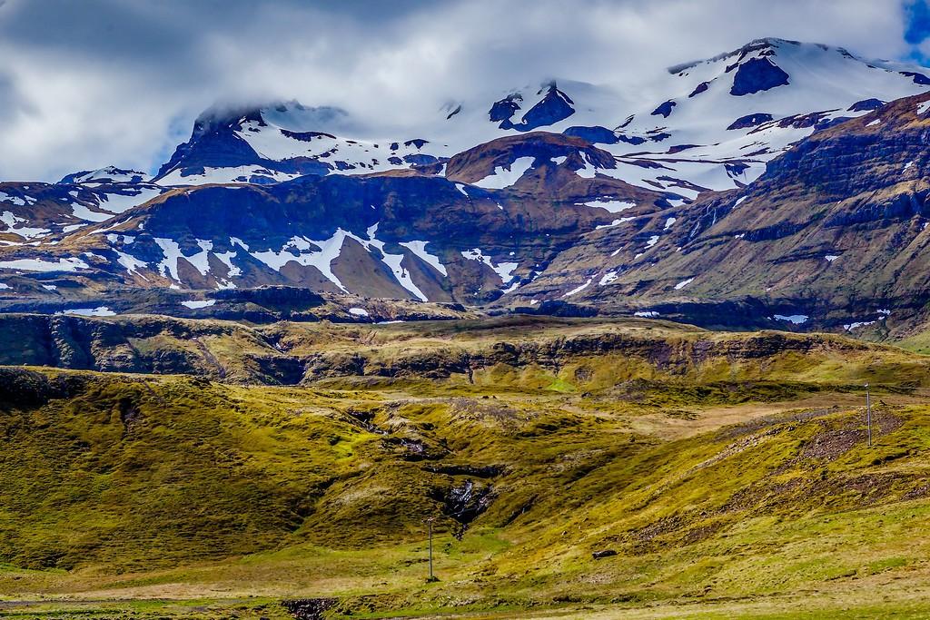 冰岛Kirkjufellsfoss,小瀑布小溪水_图1-2