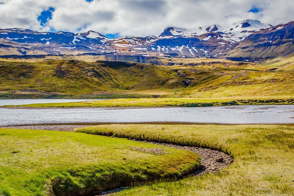 冰岛Kirkjufellsfoss,小瀑布小溪水_图1-10