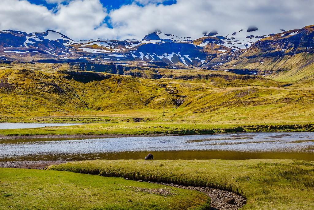 冰岛Kirkjufellsfoss,小瀑布小溪水_图1-21