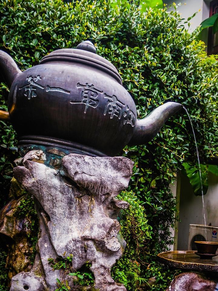 杭州虎跑,一个神话传说_图1-12