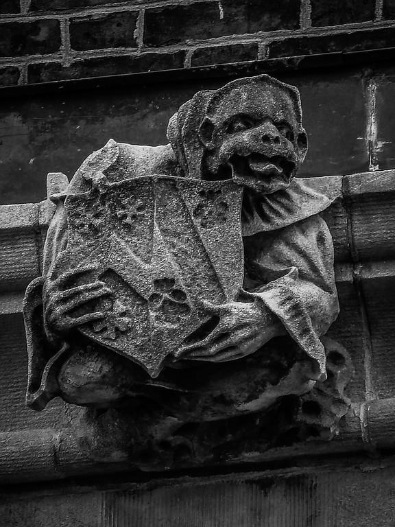 美国费城宾夕法尼亚大学,想象力的雕塑_图1-14