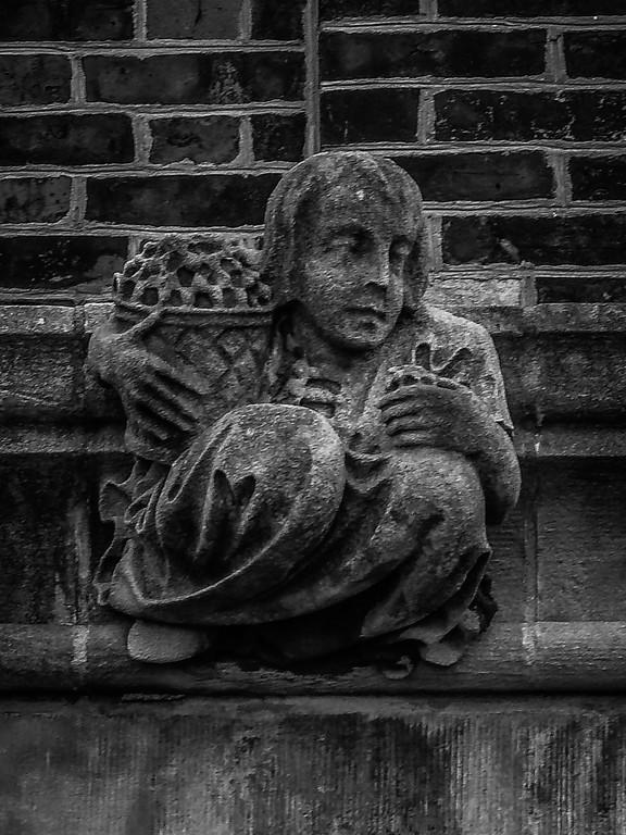 美国费城宾夕法尼亚大学,想象力的雕塑_图1-19