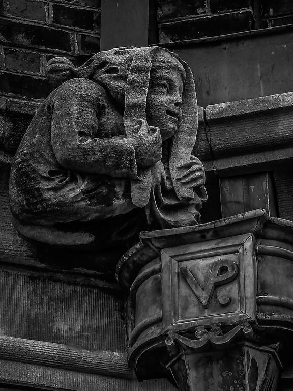 美国费城宾夕法尼亚大学,想象力的雕塑_图1-9
