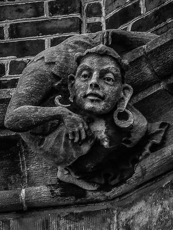 美国费城宾夕法尼亚大学,想象力的雕塑_图1-1