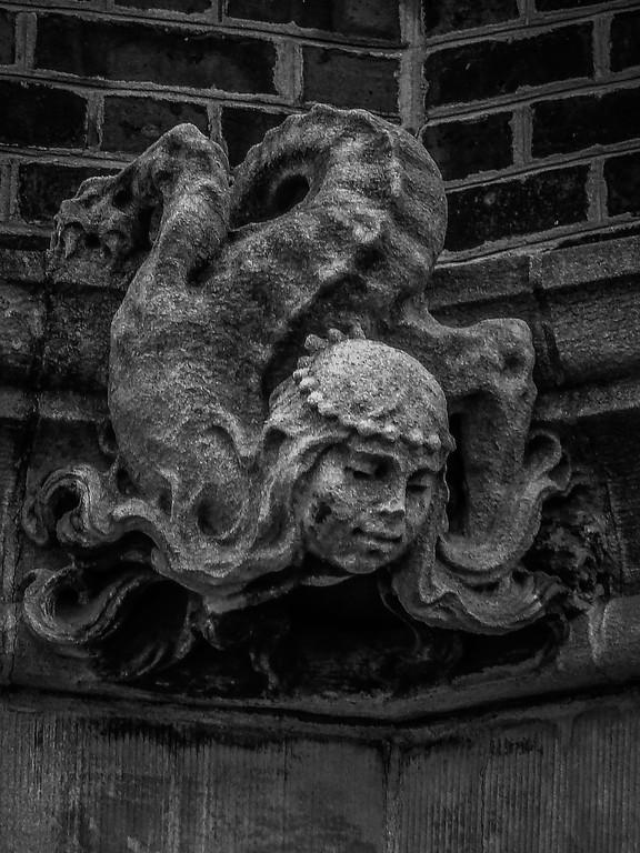 美国费城宾夕法尼亚大学,想象力的雕塑_图1-7