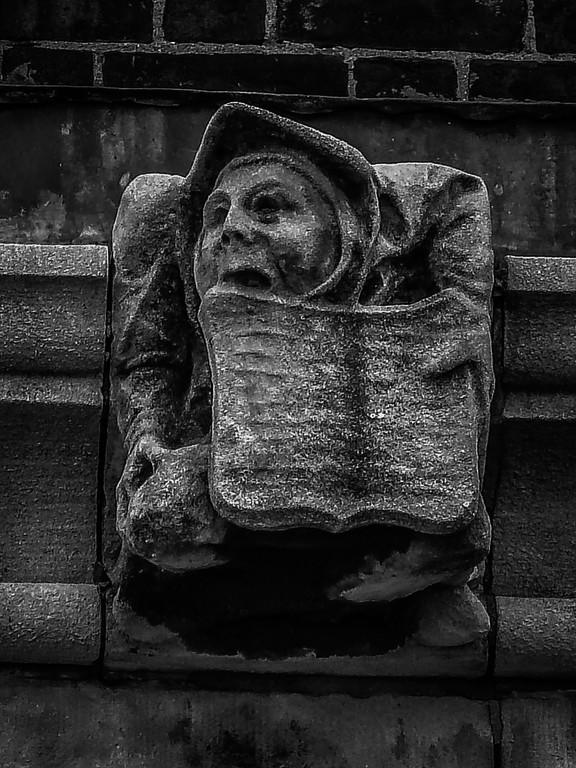 美国费城宾夕法尼亚大学,想象力的雕塑_图1-10
