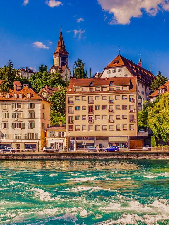 瑞士卢塞恩(Lucerne),热门旅游_图1-19