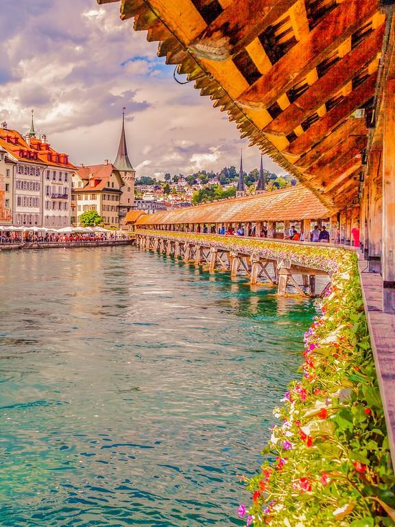 瑞士卢塞恩(Lucerne),热门旅游_图1-18