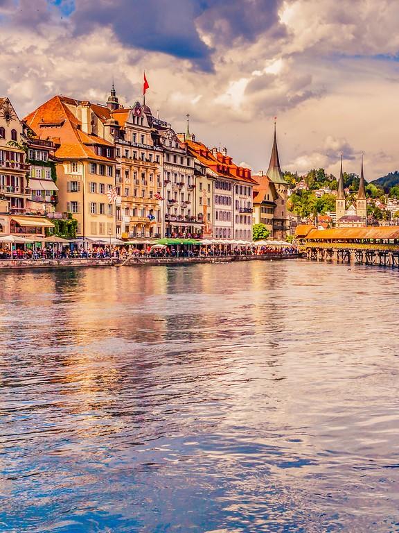 瑞士卢塞恩(Lucerne),热门旅游_图1-15