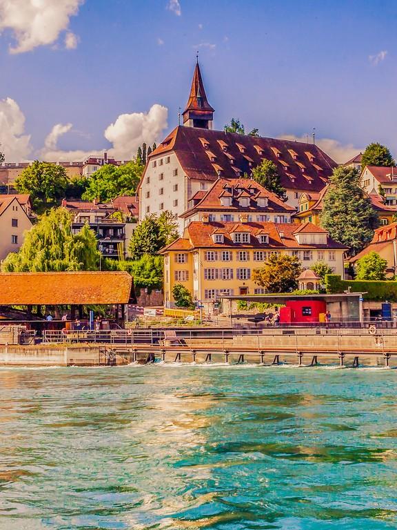 瑞士卢塞恩(Lucerne),热门旅游_图1-13
