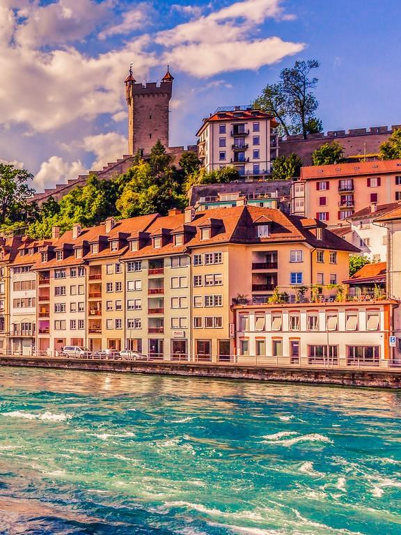 瑞士卢塞恩(Lucerne),热门旅游_图1-16