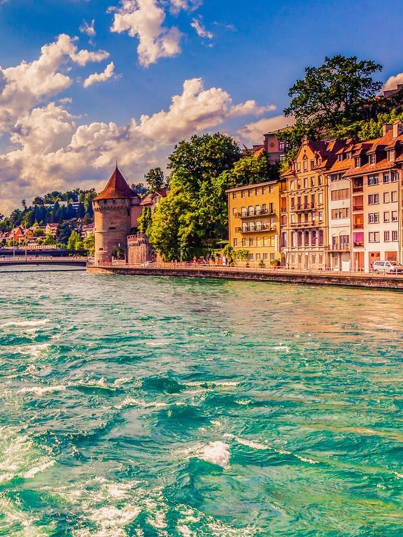 瑞士卢塞恩(Lucerne),热门旅游_图1-12